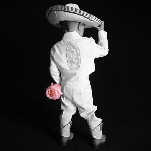 Andrae Michaels National Portrait Studio provides child fashion photography services