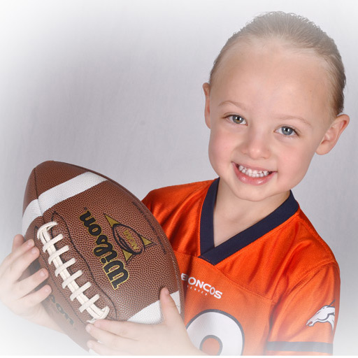 Andrae Michaels National Portrait Studio provides sports photography services